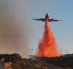 Battling California Wildfires