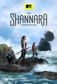 The Shannara Chronicles:  a fun somewhat juvenile, adventure tale, set in a far future that feels like the far past.  Although entertaining enough for those of us who enjoy epic fantasy, the dialogue and some of the acting was subpar, and the leads not especially endearing, although Ivana Baquero could sometimes sparkle as Eretria