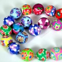 New Hot Colorful 19pcs Mixed Color Fimo Polymer Clay Soft Ceramic Round Ball Beads 10mm -DIY Jewelry  OFF PRICE NOW $10 OR $15 OR LOWER AND MOST FREE SHIPPING!  SPECIAL SALE FOR HOLIDAY! ON SALE THIS WEEK! oooOOO WOW  http://yardsellr.com/yardsale/Sweetu-Sunshine-742131?pap=742131  Have fun - Enjoy your time, Click links or pictures to shop ^_^