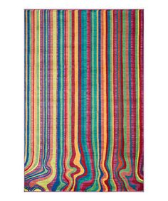 This Stripe Madeline Rug by Loloi Rugs is perfect! #zulilyfinds