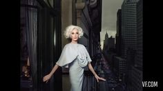 Carmen Dell'Orefice Returns to the St. Regis on video.vanityfair.com