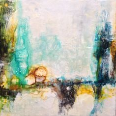 Existing Between the Margin by Chris Foster Encaustic and OIl on Wood Panel x Gallery Website, Wood Paneling, Contemporary Artists, Art Gallery, Oil, Creative, Artwork, Painting, Inspiration