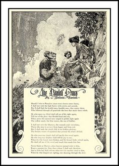 1916   - Pen and Ink ART Illustration  by  Franklin Booth
