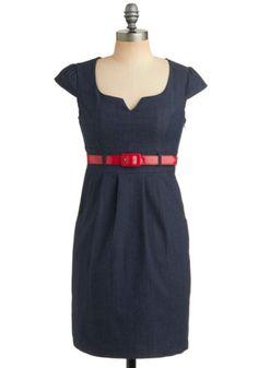 "Modcloth ""Charmin San Diego Dress"" - $22"