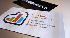 26 Popular Business Card Designs for Startup Entrepreneurs - DzineBlog.com