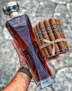 Good Whiskey, Cigars And Whiskey, Rich Lifestyle, Luxury Lifestyle, Bald With Beard, Premium Cigars, Cocktails, Its A Mans World, Most Expensive Car