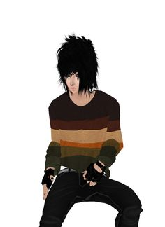 Captured Inside IMVU - Join the Fun! Virtual World, Virtual Reality, Imvu, Avatar, Join, Style, Swag