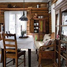 Przestrzeń pełna jest przedmiotów z duszą. W większości to meble i bibeloty kupione przez właścicelkę na aukcjach.