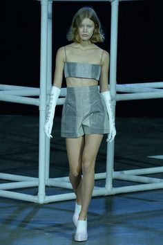 Alexander Wang Spring 2014 Ready-to-Wear Collection Slideshow on Style.com #nyfashionweek