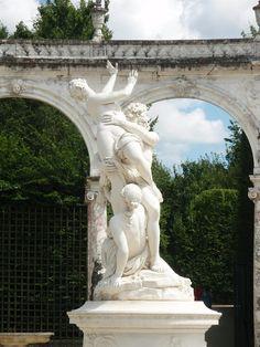 Gardens of Versailles - France