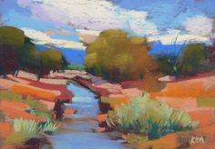 Painting my World: Three Easy Steps to Choosing Pastels for Plein Air...