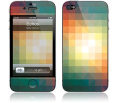 Echos by Andy Gilmore for the iPhone 4S, 4