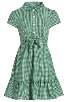 Buy Belted Gingham Dress (3-14yrs) online today at Next: United States of America $16-21