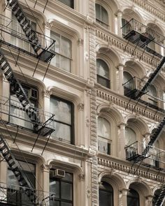 City Aesthetic, Beige Aesthetic, Travel Aesthetic, Nyc Life, Fire Escape, Morning Light, City Girl, Aesthetic Pictures, The Places Youll Go