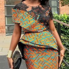 "141 Likes, 8 Comments - Xzenda by Zeeno Dee (@xzendaofficial) on Instagram: ""The Orange Series: A. D. E. L. L. E Dress ...Details ... ... ... ... ... #fashion #style #stylish…"""