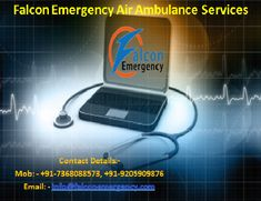 Do you need best air ambulance service in Kolkata to shift the patient from Thiruvananthapuram, Kolkata, or anywhere else within India? If yes then contact Falcon Emergency Air Ambulance Services and get complete patient transport solution from Kolkata to a bed to bed transfer services. Web@ https://goo.gl/jFgxzm More@ https://goo.gl/ii3B4D