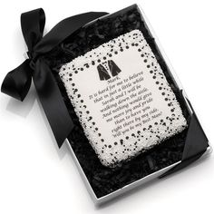 Gourmet Will You Be My Best Man? Invitation Cookie $11.64
