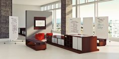 First Office is fresh, design focused product for the modern workstyle