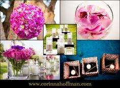 © Corinna Hoffman Photography - www.corinnahoffman.com - Bucerias Nayarit, Mexico – Jacksonville, FL and Destination Wedding Photographer - Martoca Beach & Garden - Bouquets @Martoca Beach Garden
