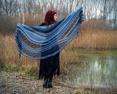 Ravelry: Waiting For Rain pattern by Sylvia Bo Bilvia