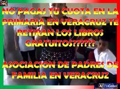 No pagas cuota en Primaria Veracruz te quitan los libros Gratuitos