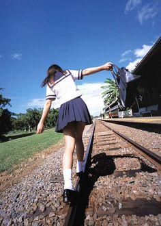 夏だし女の子が写ってるノスタルジーな気分を味わえる画像貼ろうぜ!
