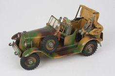 Alino Auktionen: Figures |- Cars | - Accesories from Elastolin /Lineol etc.