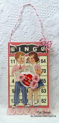 Embellished Dreams: Vintage Street Market Valentine Challenge Day Five!