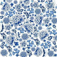 Floral Pattern Illustration - Trend Topic For You 2020