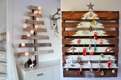 Deco: Ideas DIY para Decorar esta Navidad
