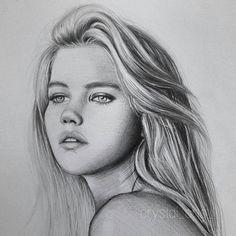 #sketchbook #sketch #pencil #portrait #blackandwhite #hair #doodle #arts_help #arts_gallery #illustrator #illustration #charcoal #designer #style #picture #fashion #fashionillustration #model #drawing #girl #graphic #karakalem #çizim