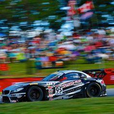 Race day at Mid- Ohio @officialmidohio ------------------------------------------------------------- #BMW #z4 #gt3 #swisherracing #pirelliwc #pwc #BMWracing #bmwmotorsport #turnermotorsport by turnermotorsport