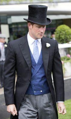 Prince Harry Day 1 Royal Ascot 2015