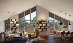 20 prachtige woonkamers met luxe bankstellen | Manners.nl