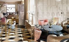 Top Interior Designers | Kelly Wearstler | Best Interior Designers - Part 9