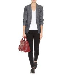 Rag & Bone - Natalie cotton and hemp blazer - mytheresa.com