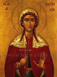 Orthodox Synaxarion September Lives of the Saints with icons Byzantine Art, Byzantine Icons, Religious Icons, Religious Art, Faith Of Our Fathers, Lives Of The Saints, Bible Pictures, Catholic Saints, Orthodox Icons