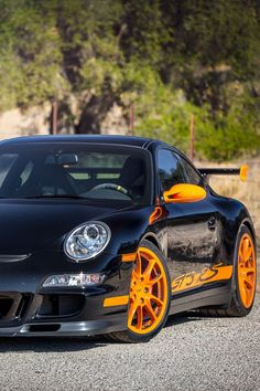 Porsche GT3 RS  sports cars (Cool Cars)
