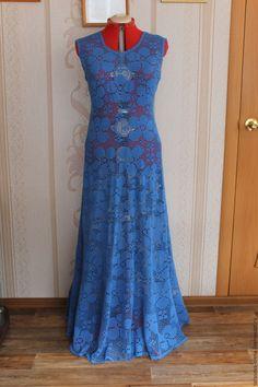 Купить или заказать платье в пол в интернет-магазине на Ярмарке Мастеров. ,длинное платье в пол для вечерних прогулок, вечеринок, так же…