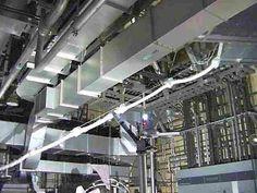 福島第一原子力発電所3号機 PCVガス管理システム ダクトの状況確認について(    ダクト(1))    撮影者:東京電力株式会社