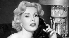 Actress Zsa Zsa Gabor: I Would Like To Die In Hungary