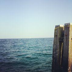 via Instagram mundjoe: #dahme#ostsee#germany#sea#summer#water #überwasser