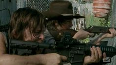 Daryl & Carl