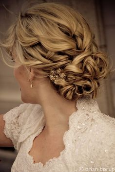 Love this hair style!