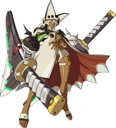 My new favorite character: Ramlethal