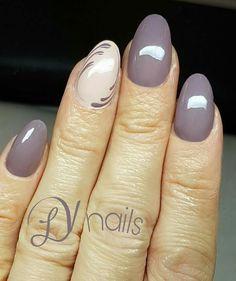 Favorit art ideas nails, gel nails и nail designs Classy Nails, Fancy Nails, Pretty Nails, My Nails, White Nail Designs, Nail Art Designs, Nagellack Design, Super Nails, Flower Nails