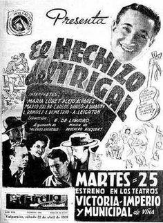 El Hechizo del Trigal (1939) Latino
