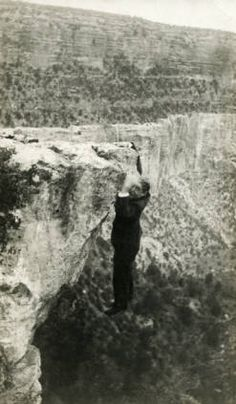Early Visitor Pranks! ca. 1920. Fred Harvey Company Association Files. Heard Museum, Phoenix, Arizona [RC2:97]