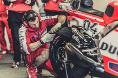 Ducati MotoGP Team at COTA © Laurent Nivalle