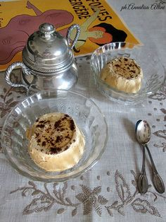 semifreddo caffè La cucina di ASI ©